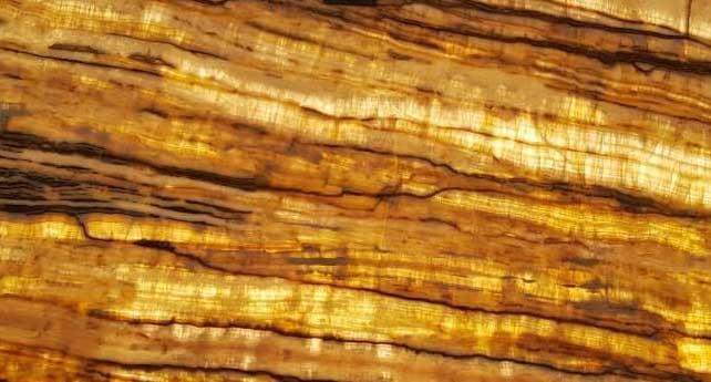 سنگ اسلب مرمر موجدار نور گذر