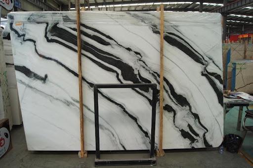 پاندا سفید از انواع سنگ های مرمریت