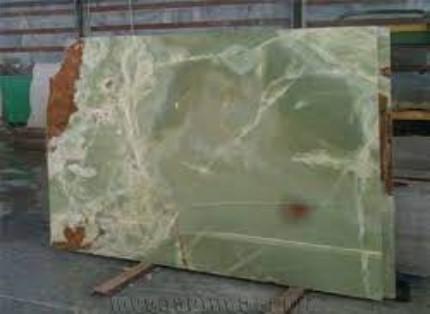 سنگ مرمر سبز یشمی