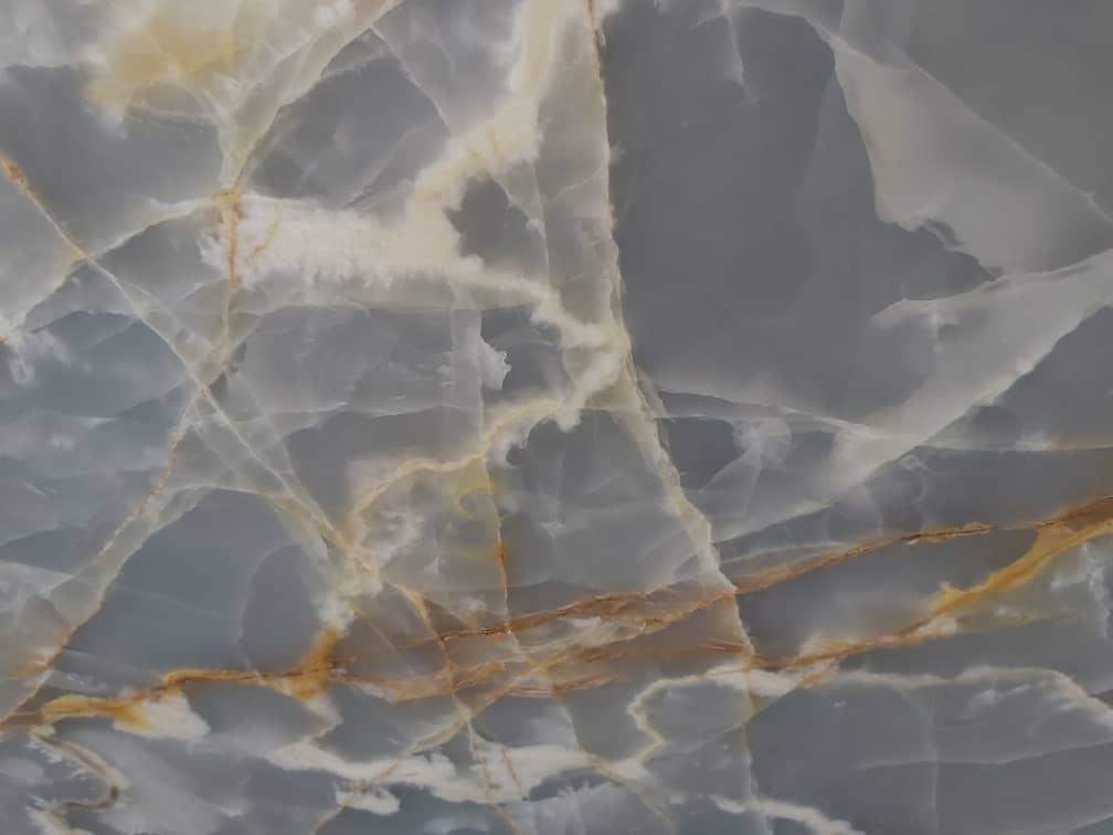 سنگ مرمر آبی